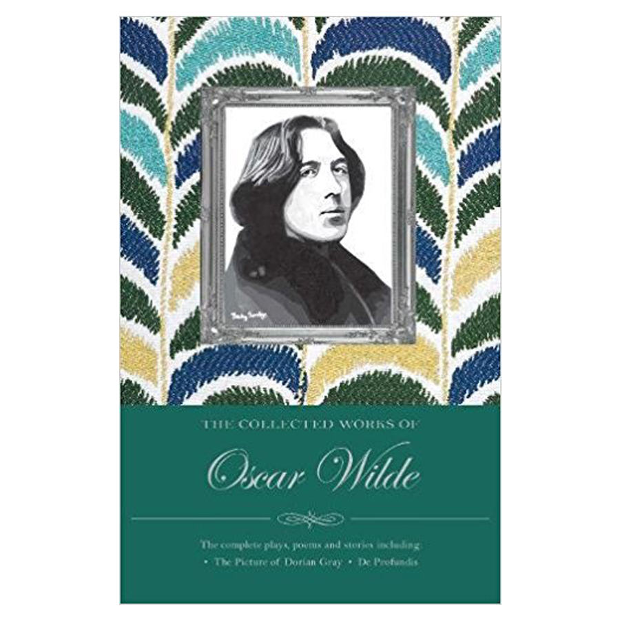 Bìa sách The Collected Works Of Oscar Wilde