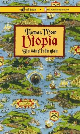 Bìa sách Utopia - Địa Đàng Trần Gian (Tái Bản 2014)