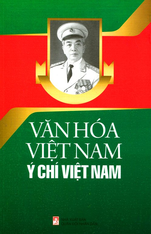 Bìa sách Văn Hóa Việt Nam - Ý Chí Việt Nam
