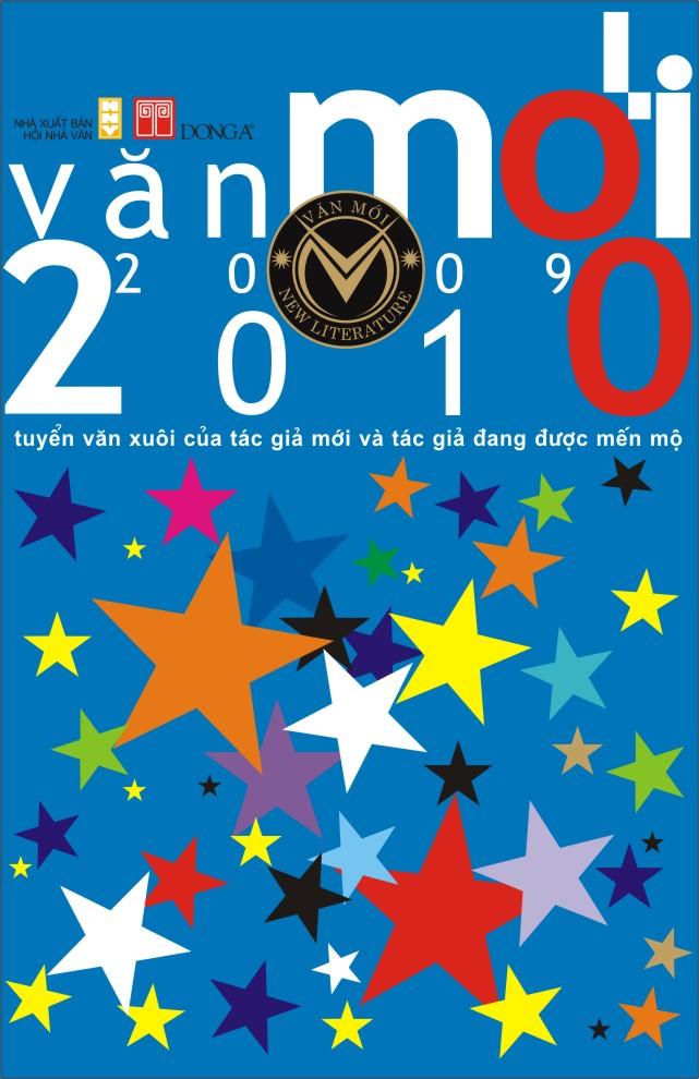 Bìa sách Văn Mới 2009 - 2010