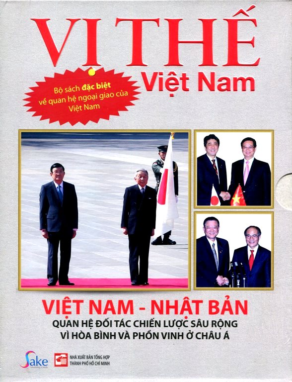 Bìa sách Vị Thế Việt Nam