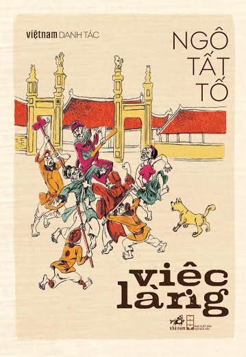 Bìa sách Việt Nam Danh Tác - Việc Làng