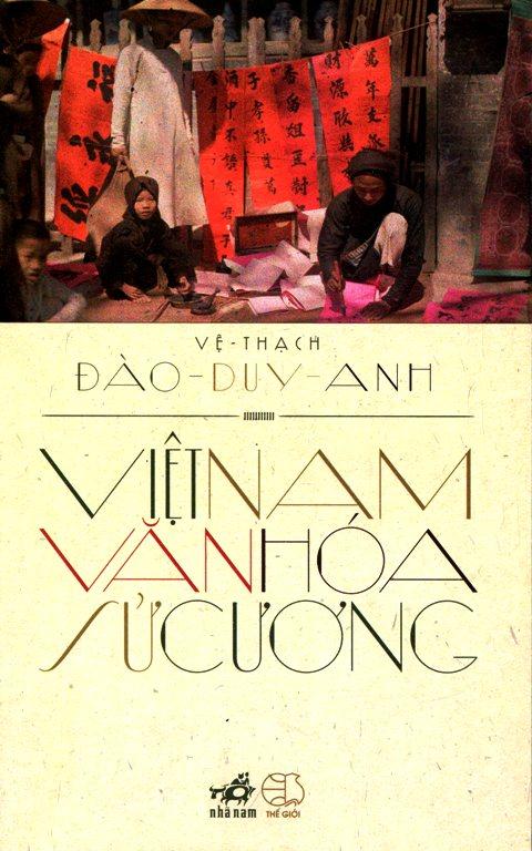 Bìa sách Việt Nam Văn Hóa Sử Cương