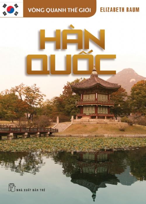 Bìa sách Vòng Quanh Thế Giới - Hàn Quốc