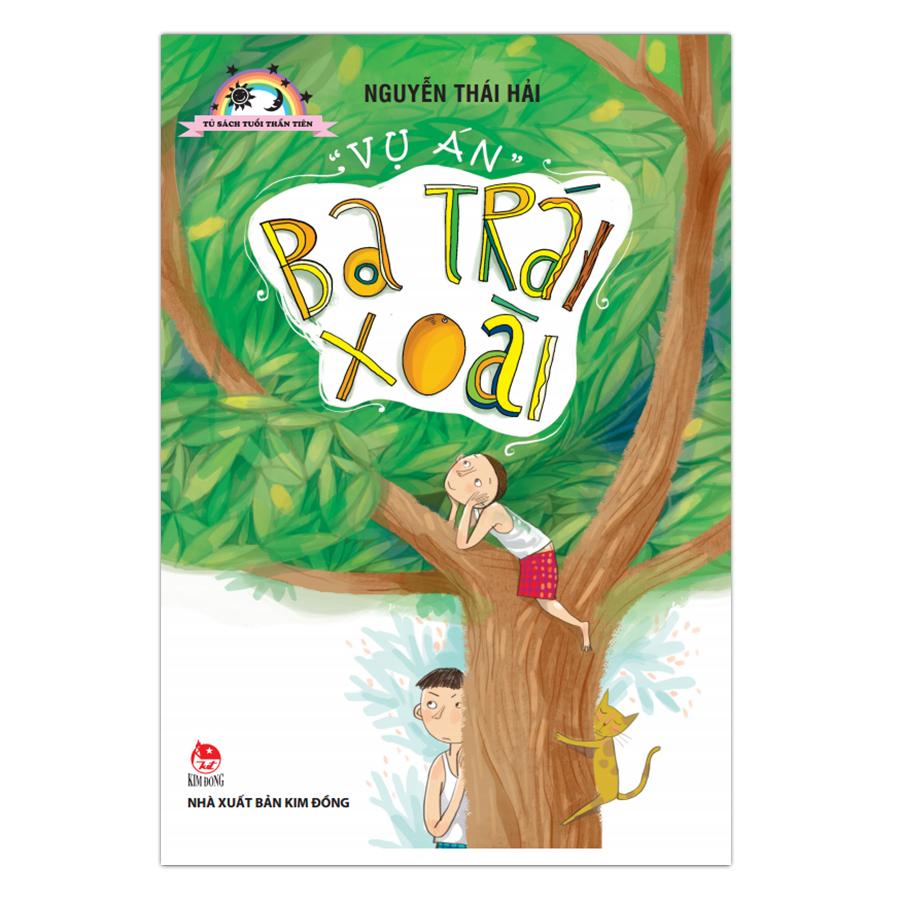 Bìa sách Vụ Án Ba Trái Xoài