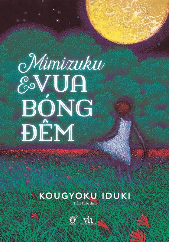 Bìa sách Vua Bóng Đêm