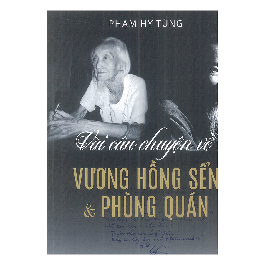 Bìa sách Vài Câu Chuyện Về Vương Hồng Sển  Phùng Quán
