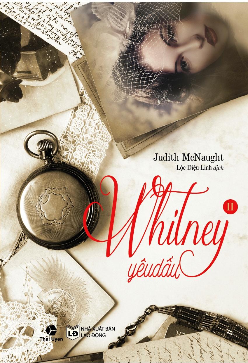 Bìa sách Whiney Yêu Dấu (Tập 2)