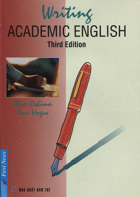 Bìa sách Writing Academic English Third Edition (Tái Bản 2012)
