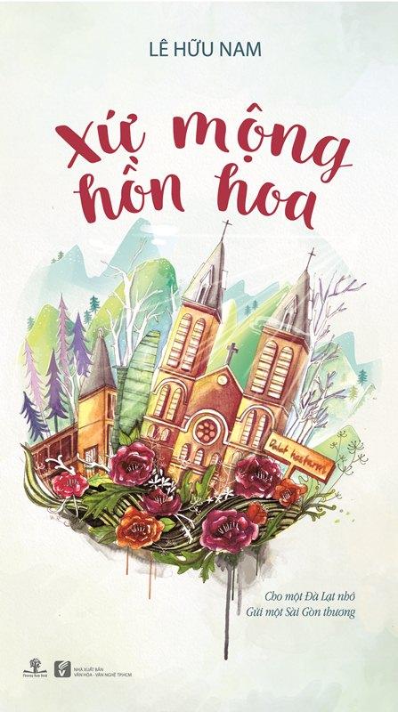 Bìa sách Xứ Mộng Hồn Hoa