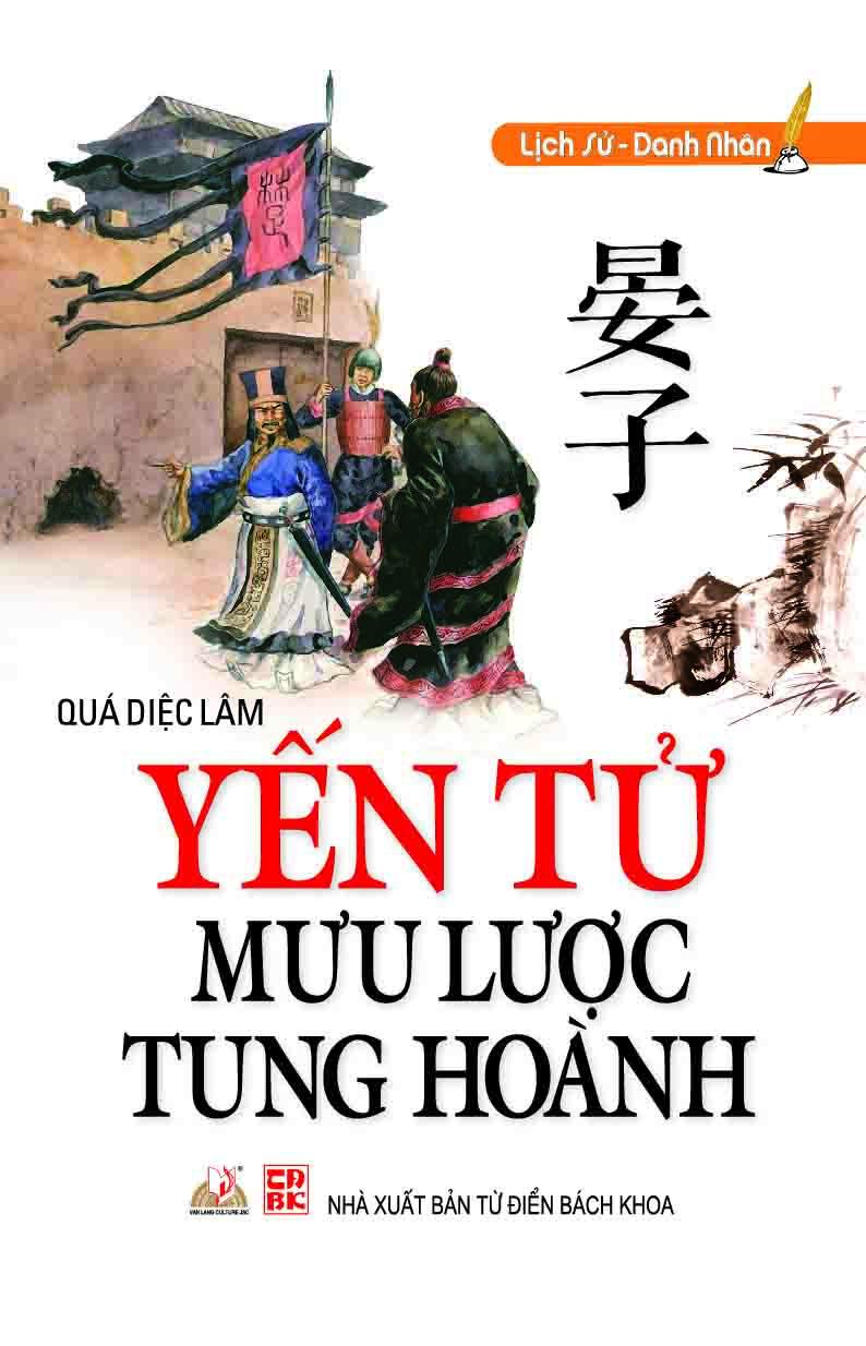 Review sách Yến Tử Mưu Lược Tung Hoành