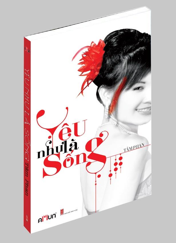 Bìa sách Yêu Như Là Sống