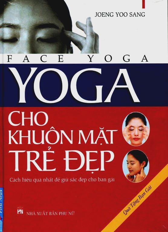 Review sách Yoga Cho Khuôn Mặt Trẻ Đẹp