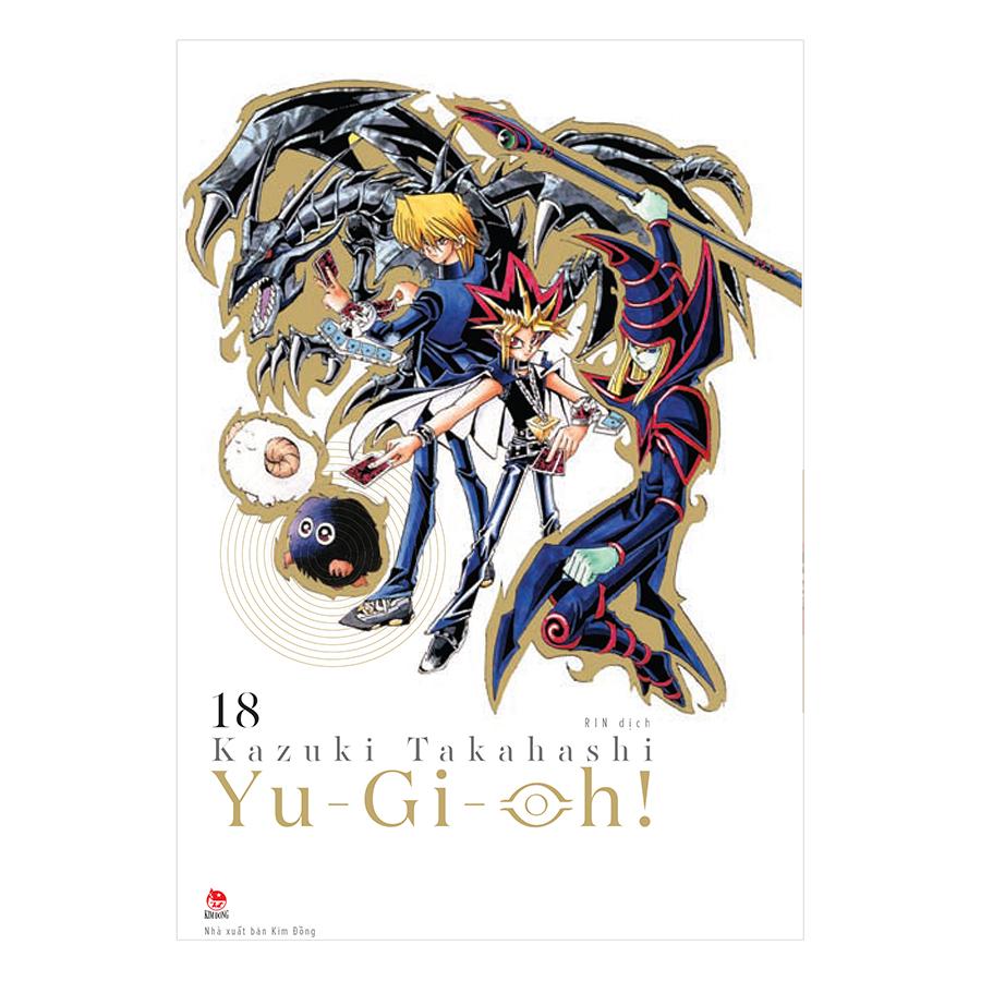 Yu-gi-oh (Tập 18)