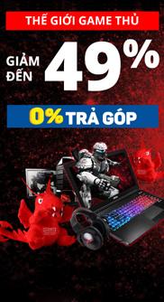 Ra mắt Gaming - Menu