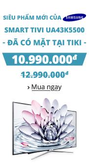 Smart tivi 43K5500