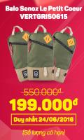 Balo Sonoz Giá Chỉ 199.000đ