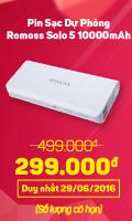 Pin Romoss 10000mAh