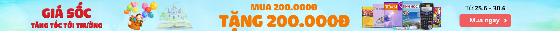 Mua 200k tặng 200k