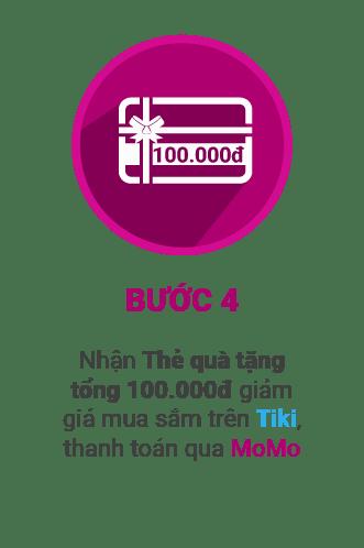 4447e3f005a4dca37ad59317afdda5ec - Hướng dẫn thanh toán bằng ví điện tử Momo để nhận ưu đãi 200k trên Tiki