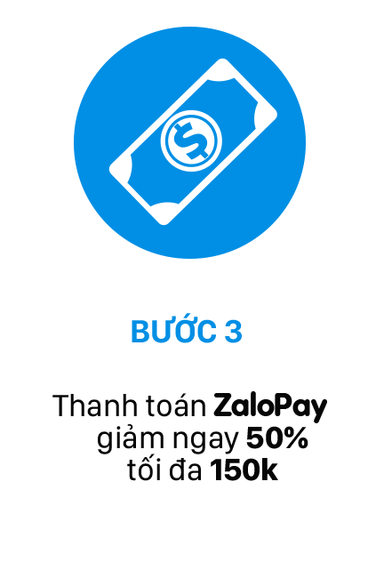 a0d084a0a39e451637aa8bfe4f7ee19a - Cách mua hàng trên tiki giảm trực tiếp 50% (150k) với Zalo Pay