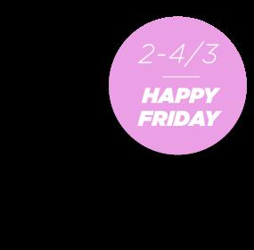 Happy Friday 2 - 4/3