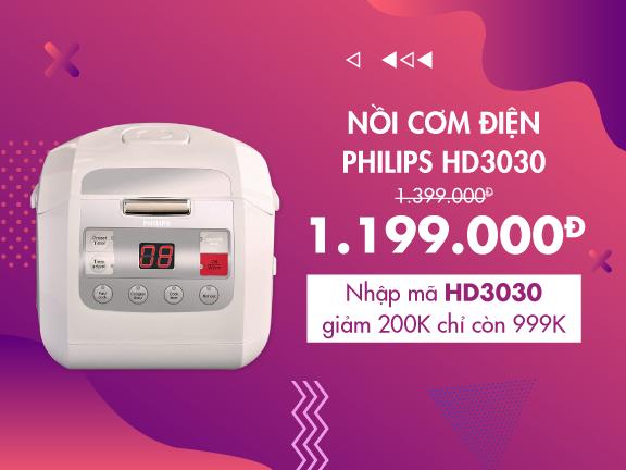 Nồi Cơm Điện Philips