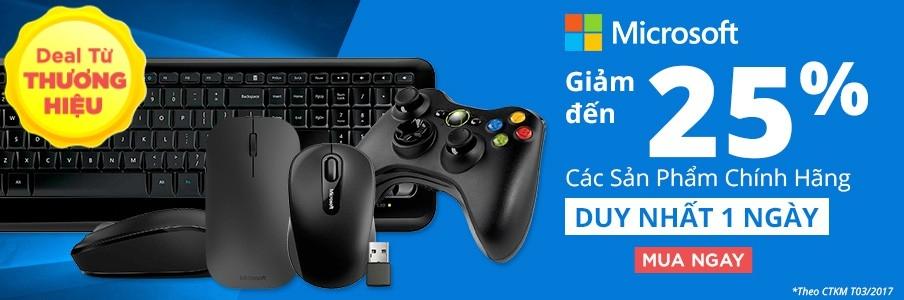 Thương Hiệu Hôm Nay: Microsoft