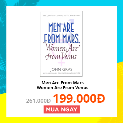 Men Are From Mars, Women Are From Venus: A Practical Guide For Improving Communication And Getting What You Want In Your Relatio