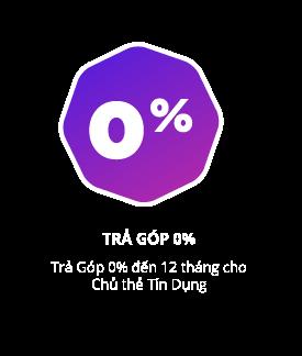 Trả Góp 0% Dành Cho Chủ Thẻ Tín Dụng