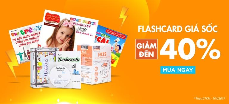Flashcard Giá Sốc [CLICK NGAY]
