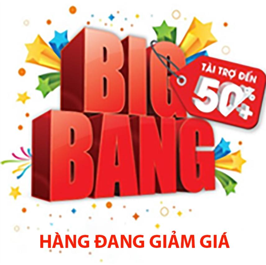 Big Bang - hàng đang giảm giá