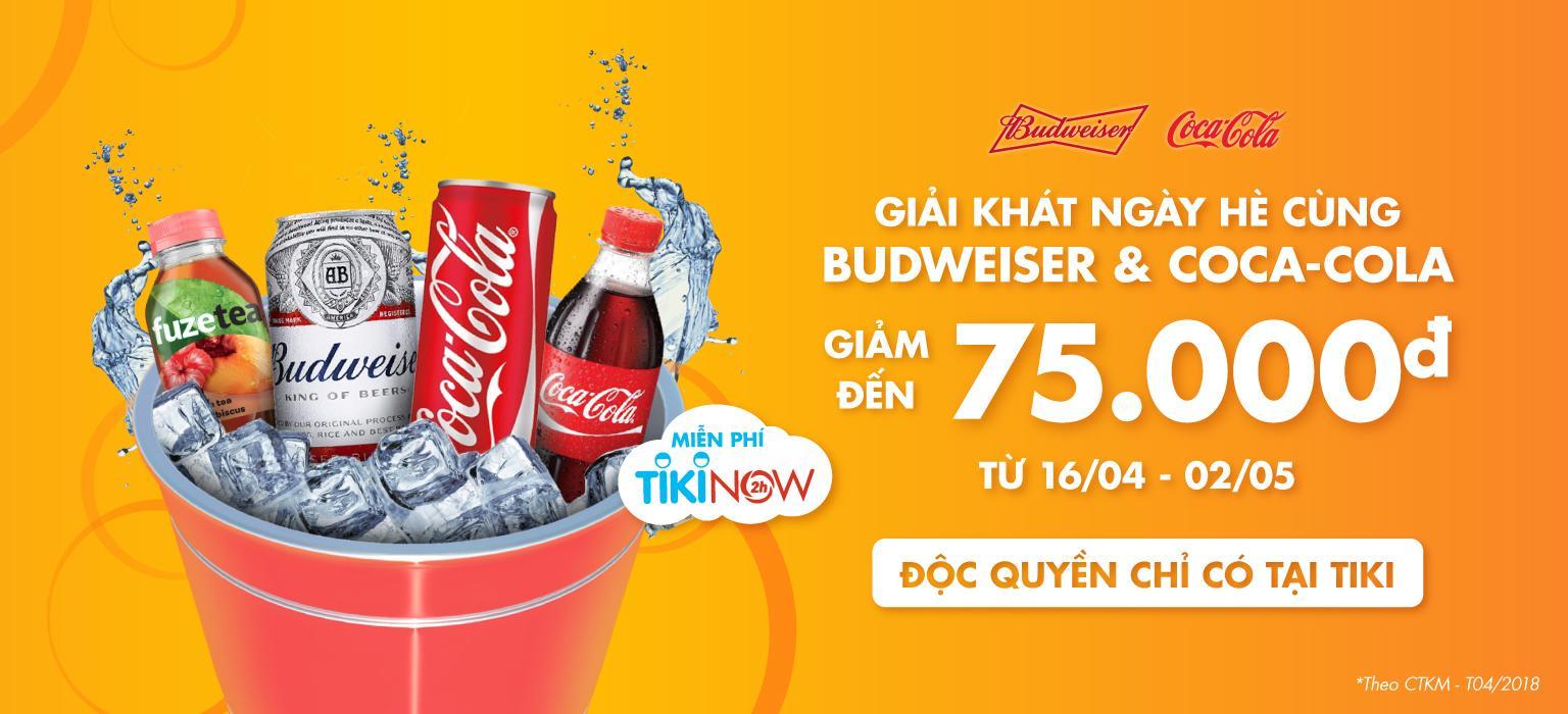 Budweiser & Coca-Cola
