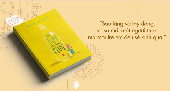 Picture Book - Trái Tim Cất Trong Chai
