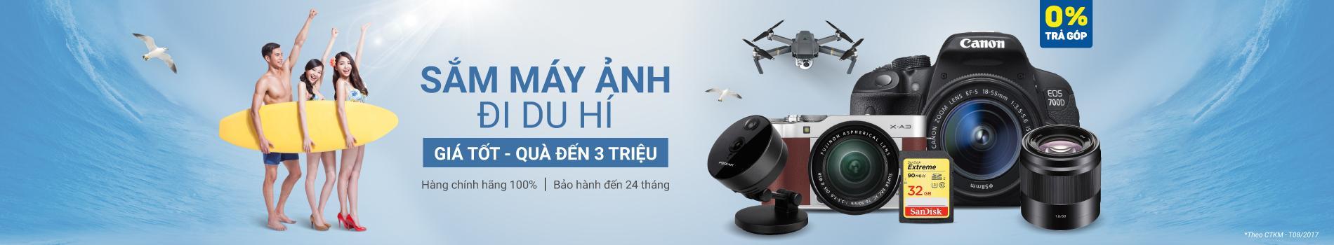www.123raovat.com: Sắm Máy Ảnh Đi Du Hí nhận quà tặng hấp dẫn lên đến 3triệu