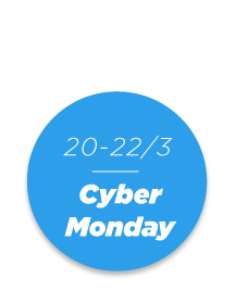 Cyber Monday Điện Thoại Laptop 20 - 22/3