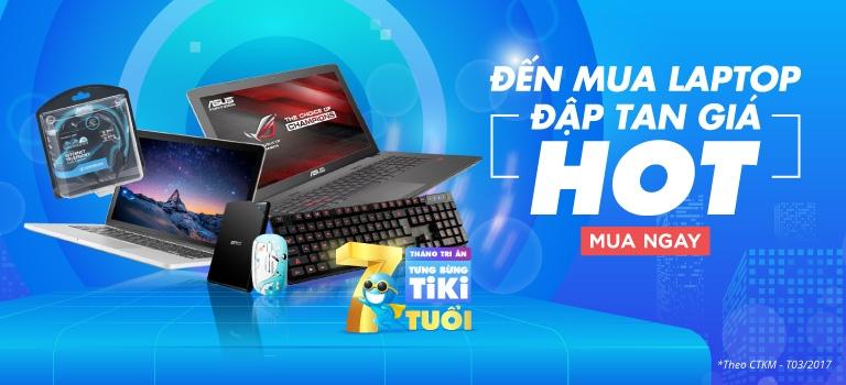 Đến Mua Laptop - Đập Tan Giá HOT | Giảm đến 50% [CLICK NGAY]