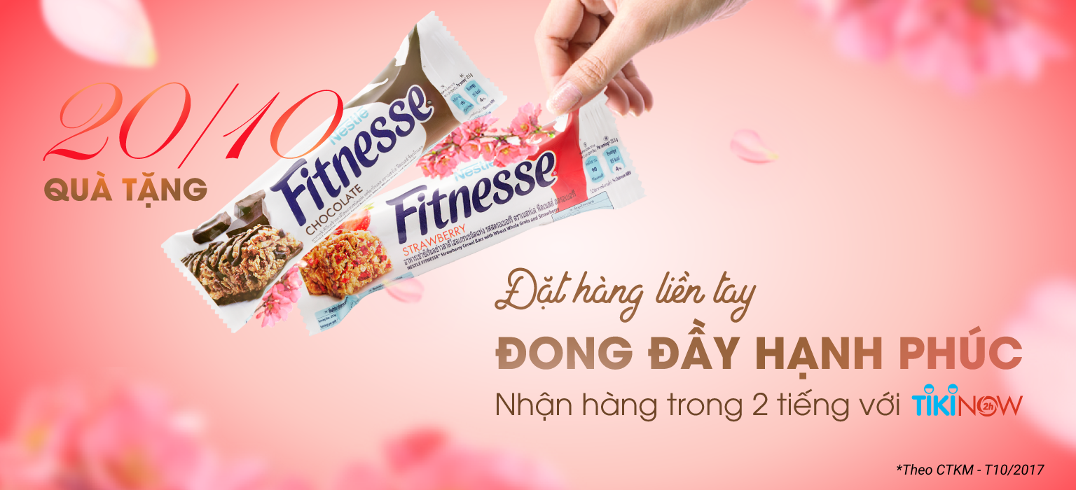 NESTLE FITNESSE [CLICK NGAY]