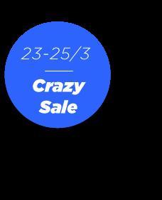 Crazy Sale Điện Máy 23 - 25/3