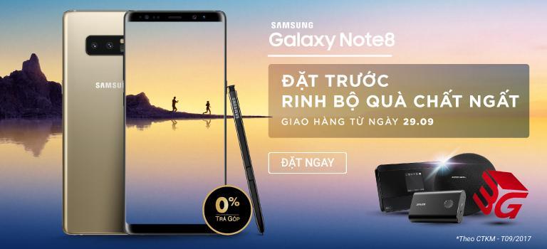 Samsung Galaxy Note 8 [CLICK NGAY]