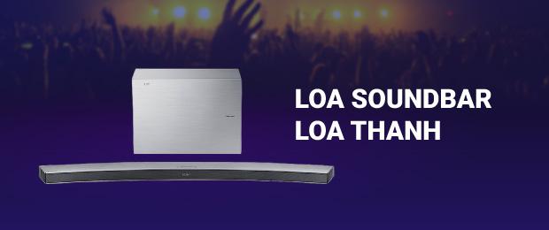 Loa Soundbar - Loa thanh