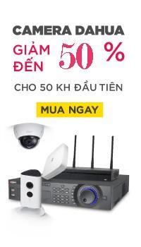 sidebar Camera Dahua ưu đãi đến 50%