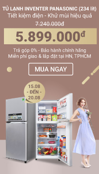 flash sale tủ lạnh