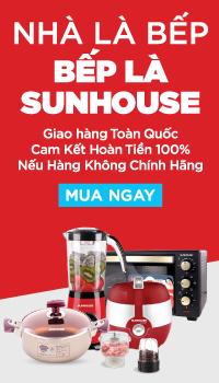 Sunhouse- Bếp là nhà-Nhà là Sunhouse