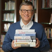 Bill Gates book list