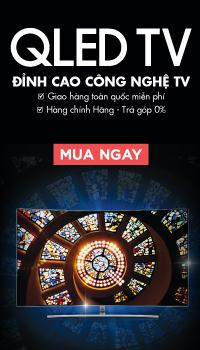 TV QLED RA MẮT TẠI TIKI