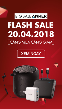 flash sale anker