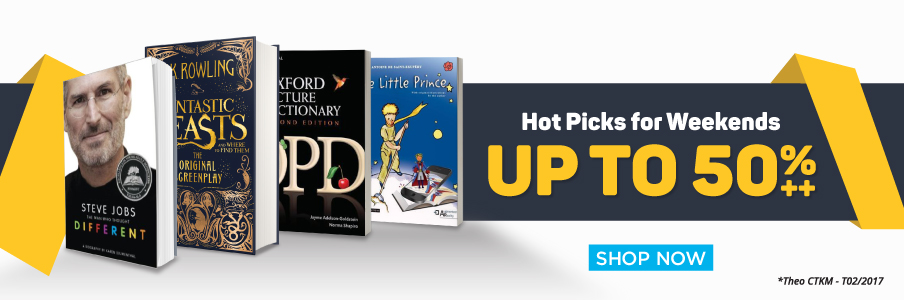 STA - Foreign Books - Hot picks for weekends