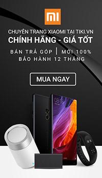 Xiaomi Tại Tiki