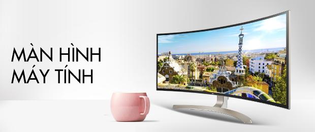 LG - Màn hình máy tính chính hãng giá rẻ